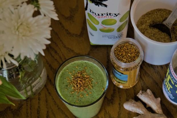 Lemony Kale Ingredients